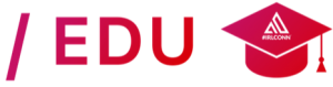 #IRLCONN / Edu Logo