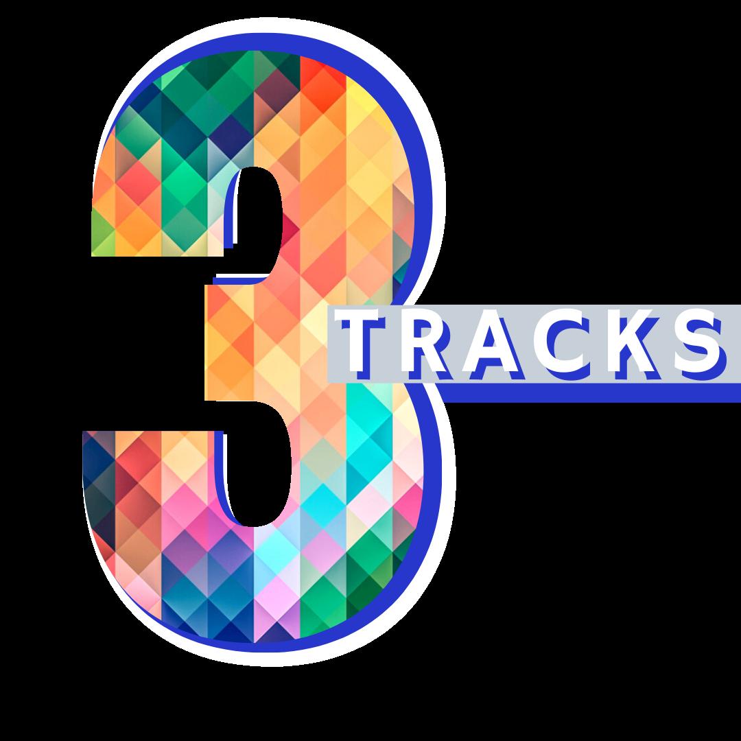 IRLCONN20 - 3 Tracks